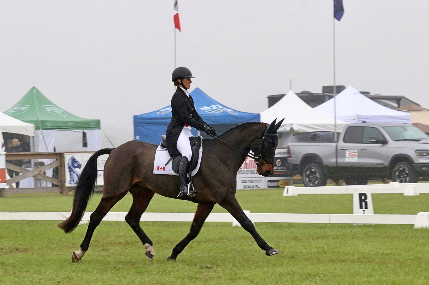 7th - Jessica Phoenix and Pavarotti - 32.3