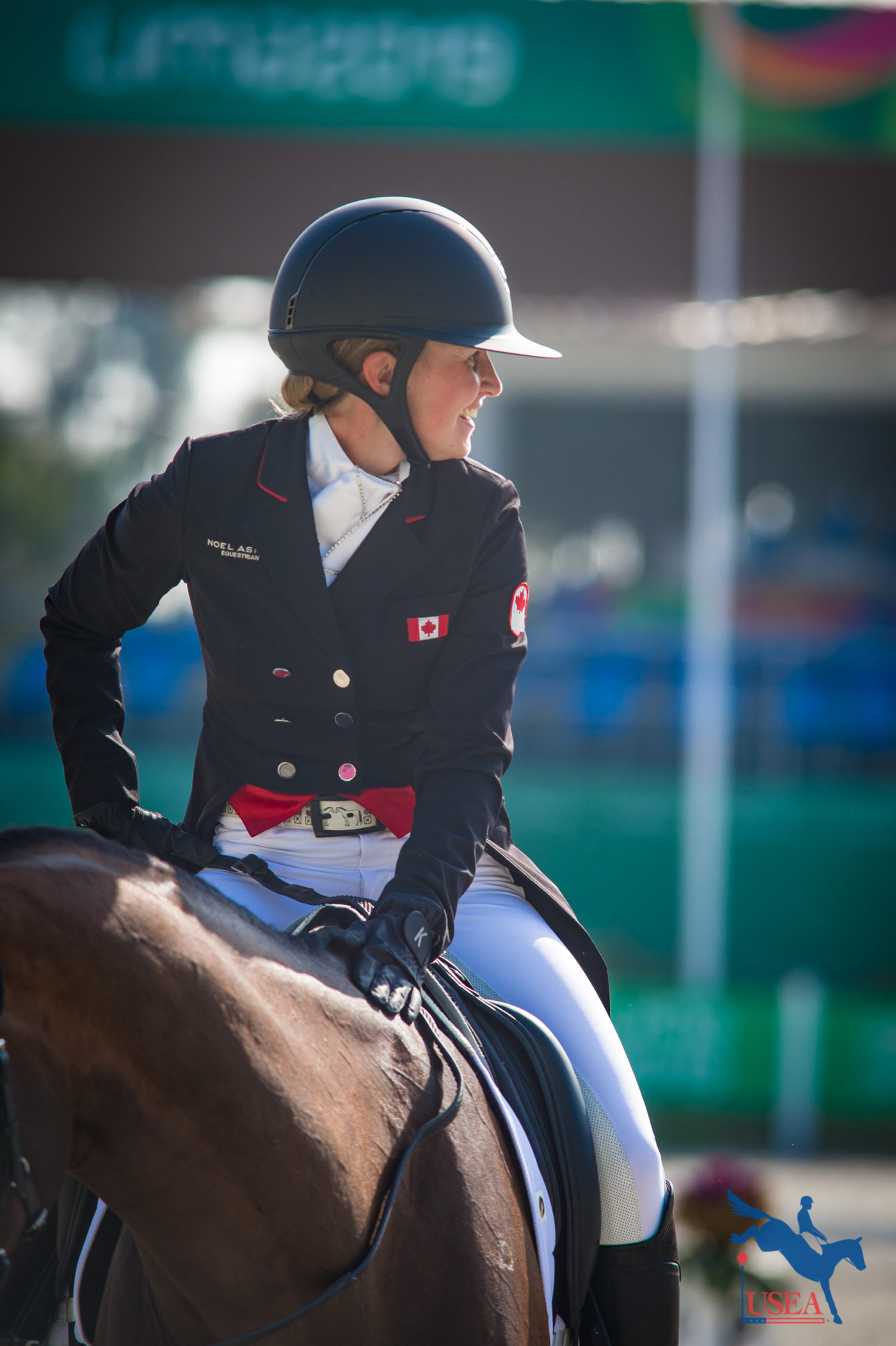 Jessica Phoenix and Pavarotti (CAN). Erin Gilmore Photo.