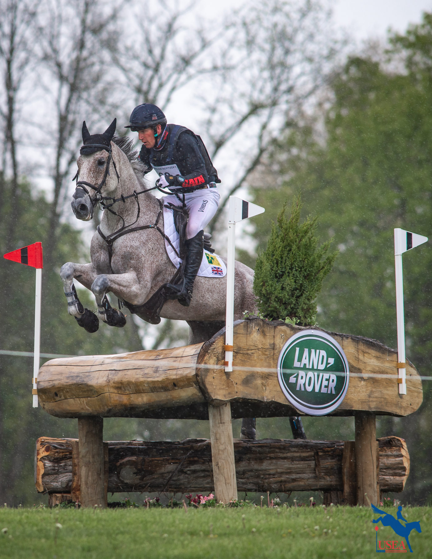 CCI5*-L - 1st - Oliver Townend and Ballaghmor Class. Erin Gilmore Photo.