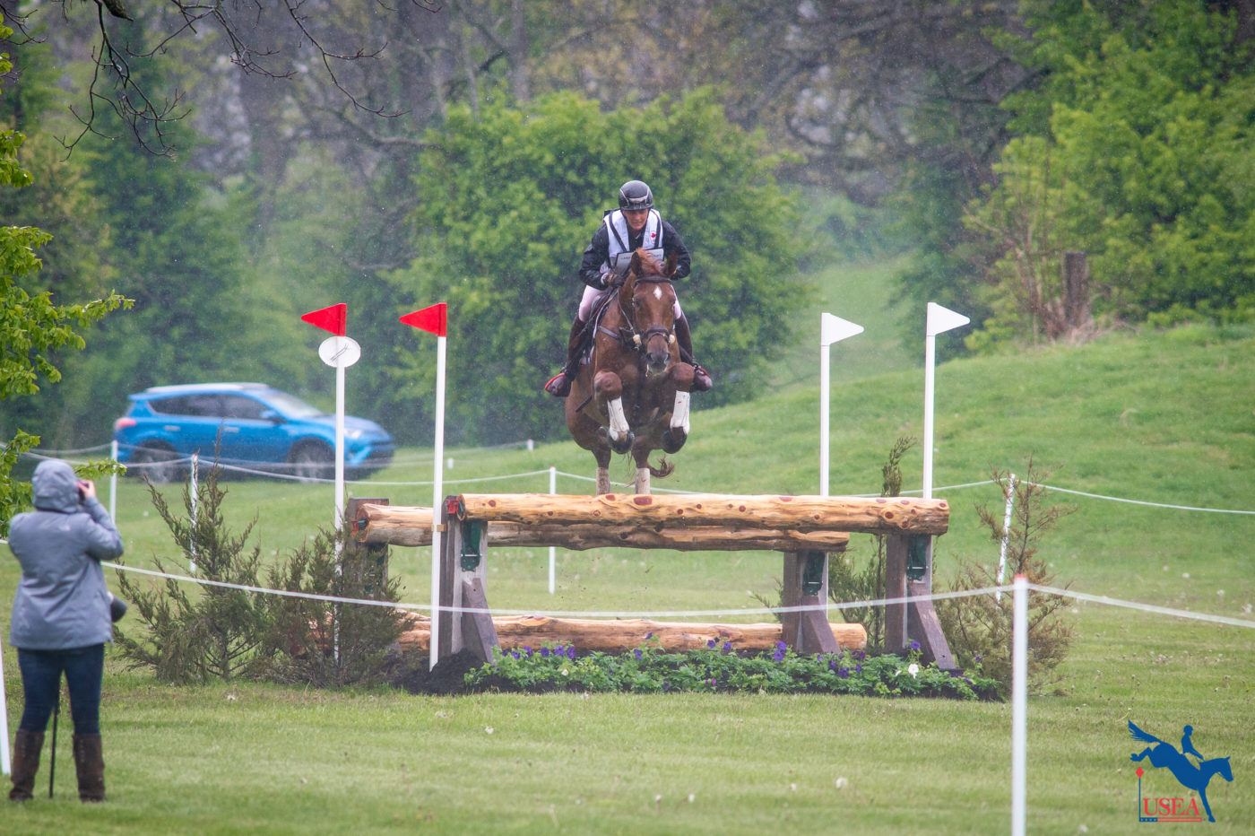 CCI4*-S - 3rd - Colleen Loach and Vermont. Erin Gilmore Photo.