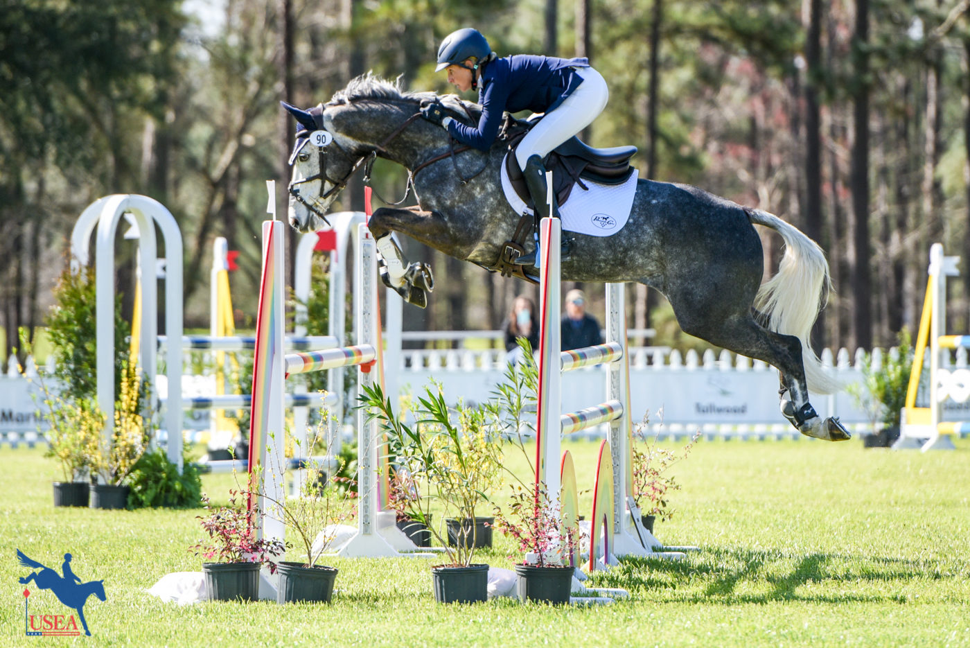 3* - 3rdT - Liz Halliday-Sharp and Flash Cooley