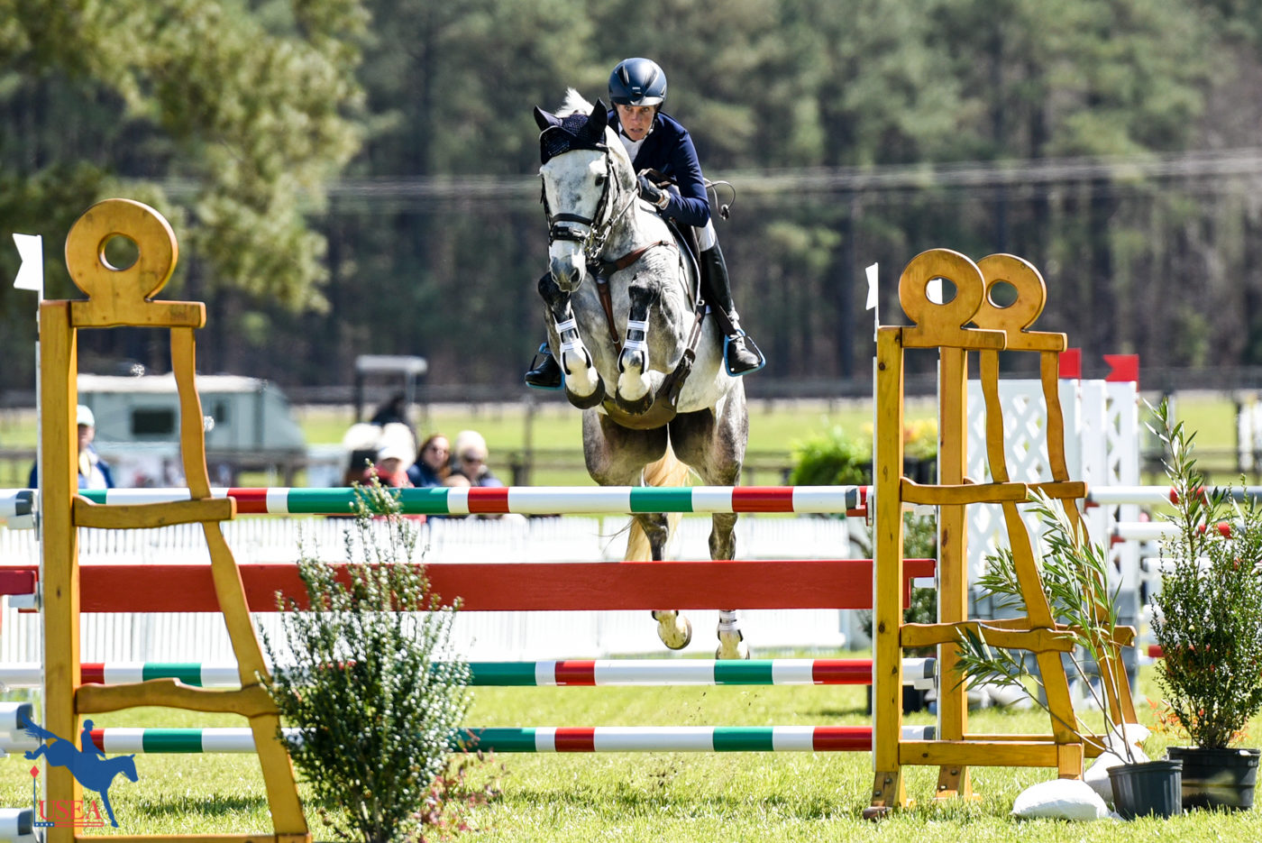 4* - 10th - Liz Halliday-Sharp and Cooley Quicksilver