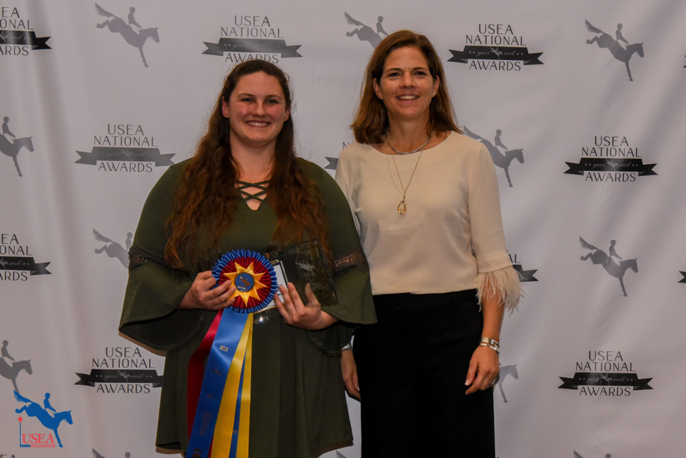 Beginner Novice Young Adult Rider and Beginner Novice Intercollegiate Rider, Keileigh McMurray.