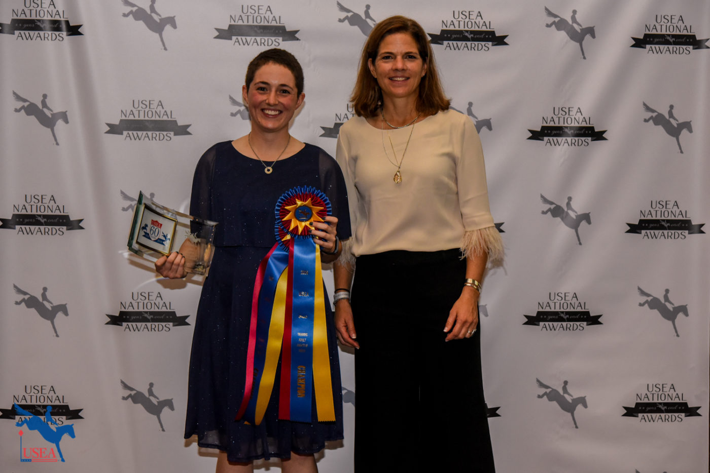 Training Adult Rider and Training Adult Amateur Rider of the Year, Gabbie Van Scoy.