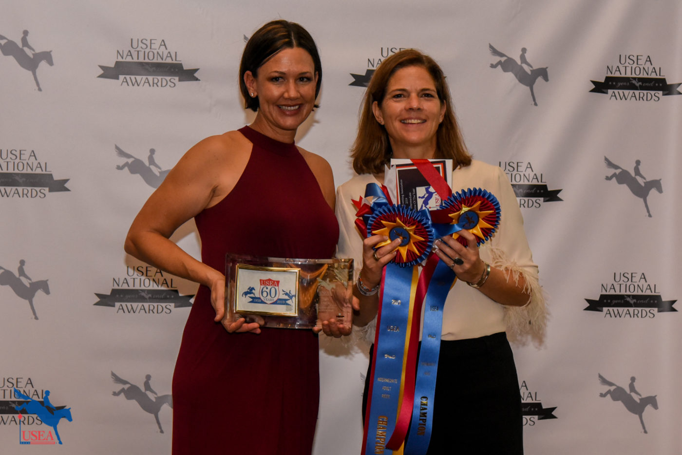 Intermediate Adult Rider of the Year, Tamra Smith.
