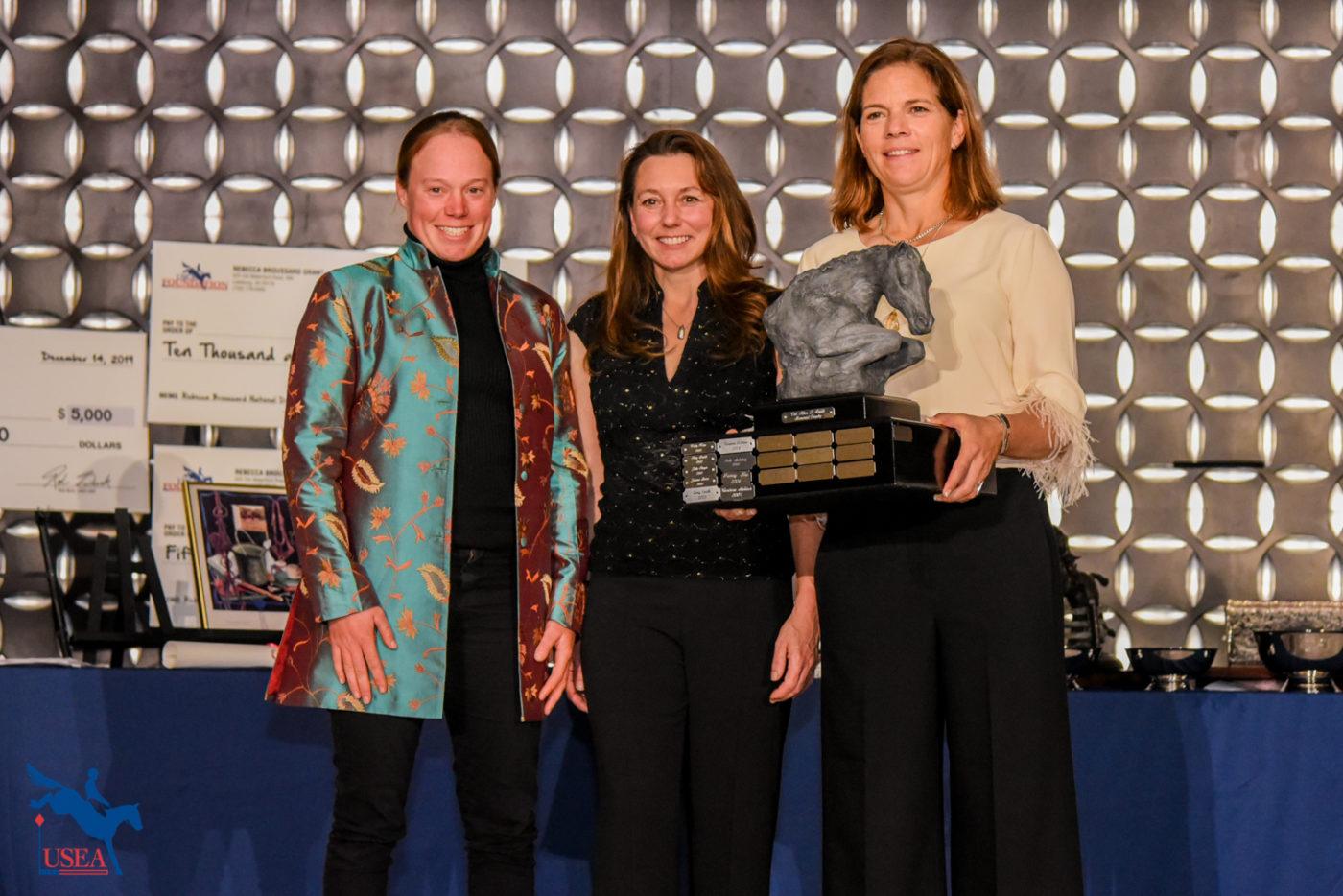Caroline Madden and Kilpatrick Orlanda. USEA/Jessica Duffy Photo.