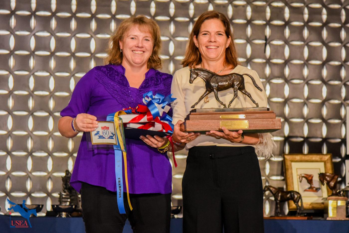 Sarah Pyne and Call Me Commander. USEA/Jessica Duffy Photo.