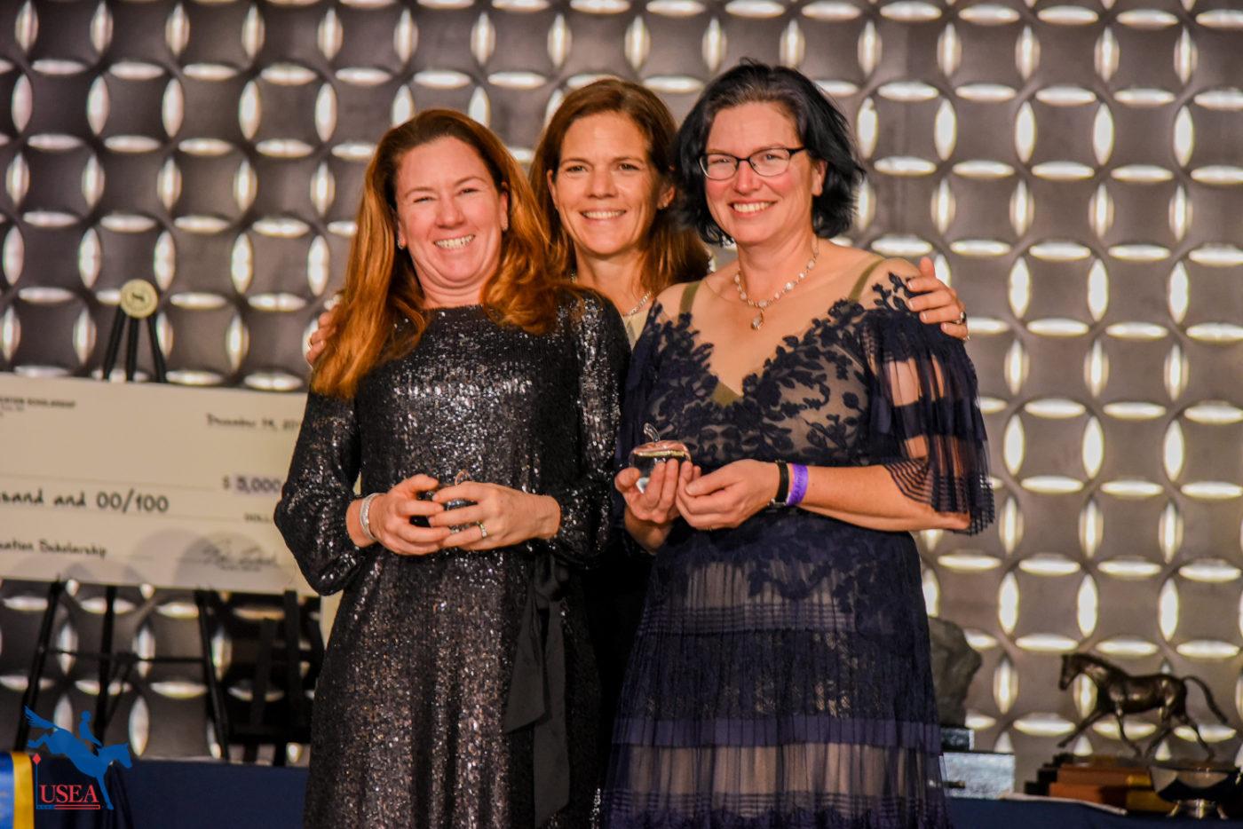 Mia Fox and Sport Tracker. USEA/Jessica Duffy Photo.
