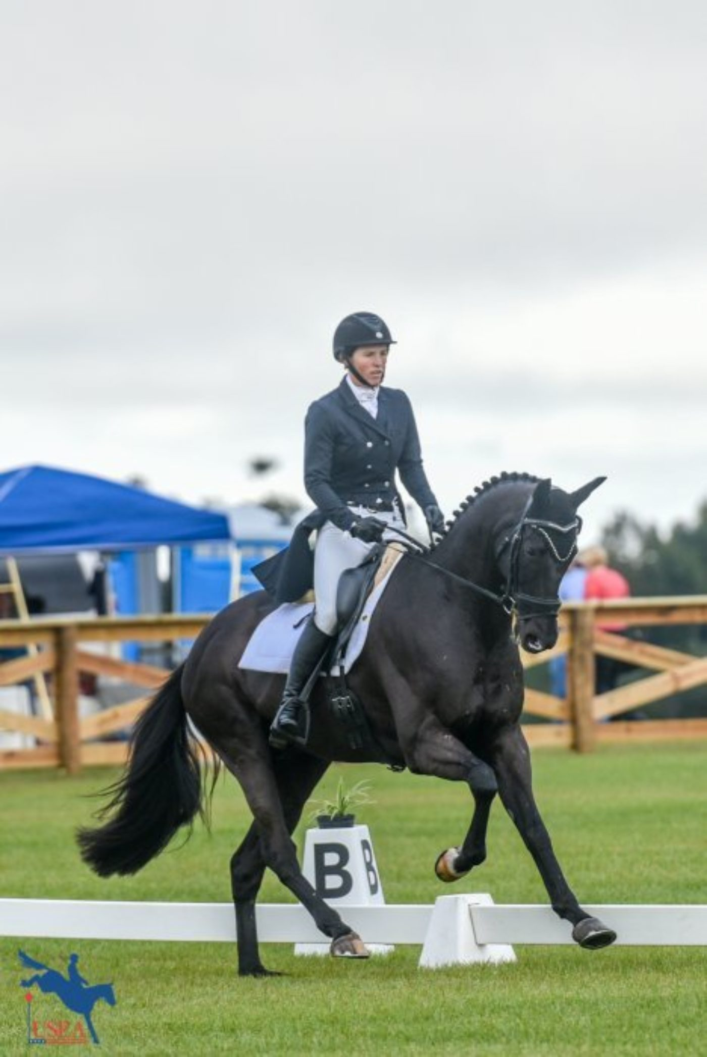 10th - Elisa Wallace and Simply Priceless - 38.0