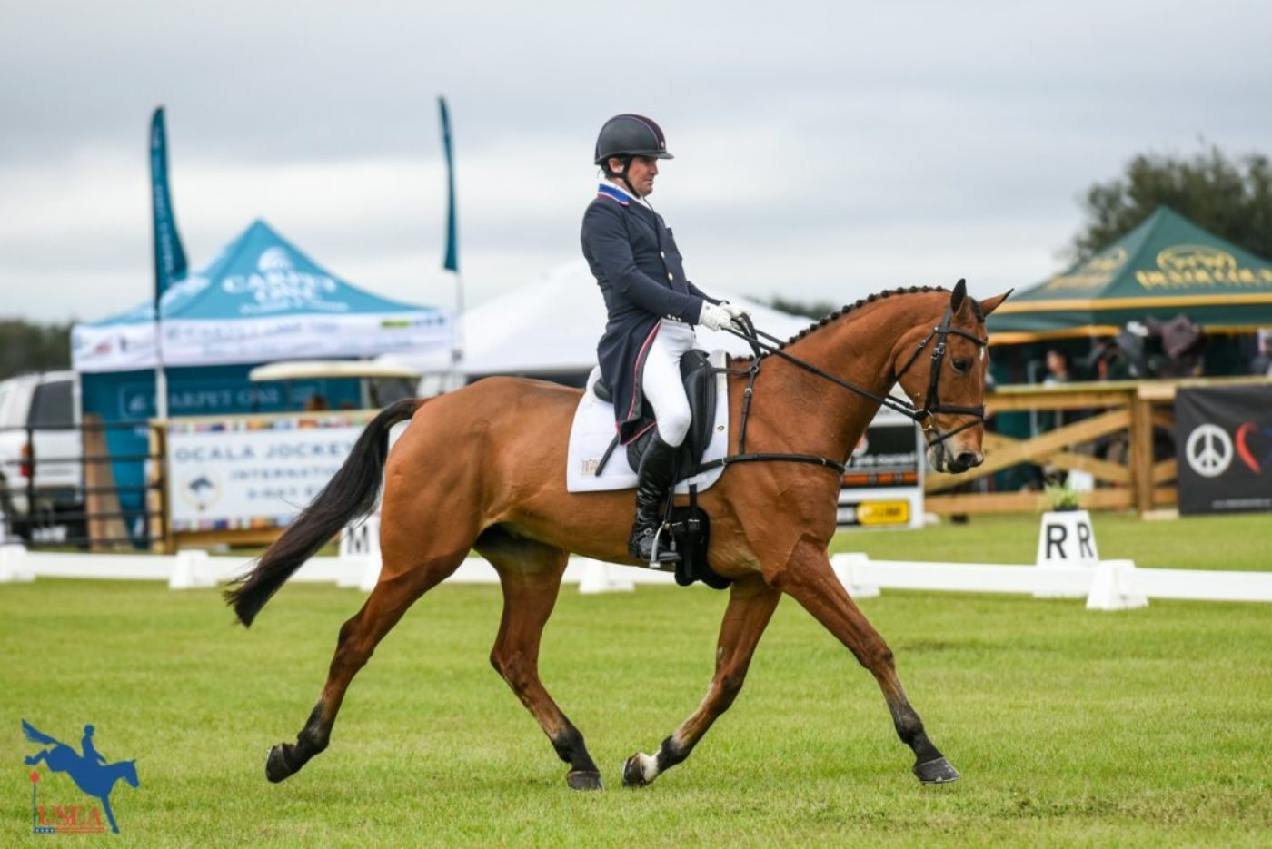 2nd - Phillip Dutton and Fernhill Fugitive - 29.9