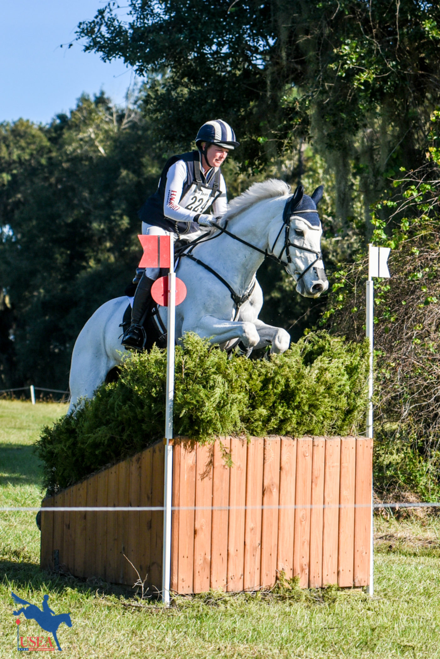 CCI2* - 4th - Alexandra Knowles and Casarino