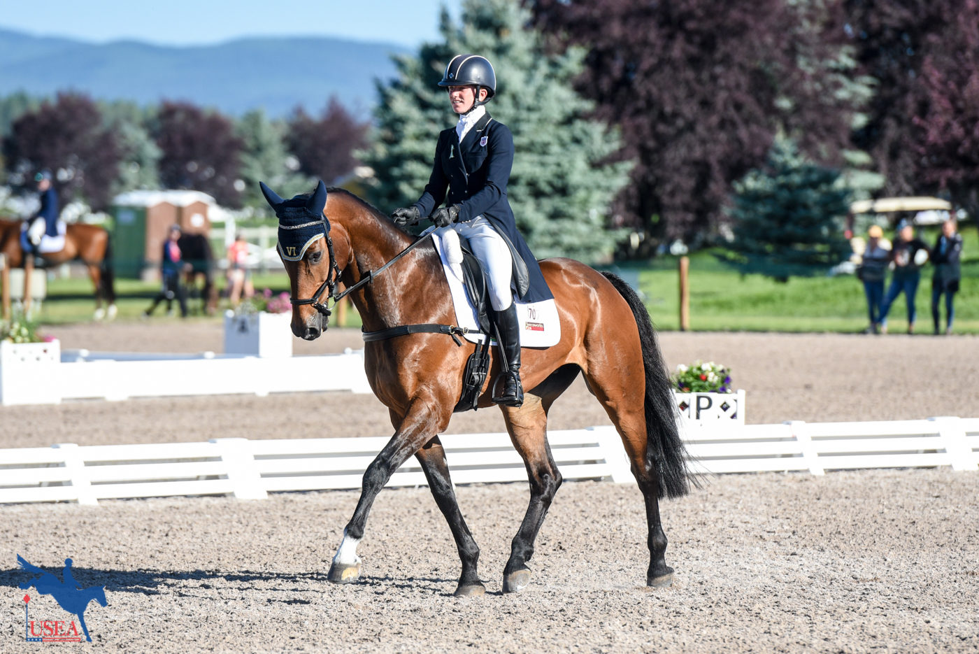 2ndT - Meg Pellegrini and RF Eloquence - 24.9 (Area VI)