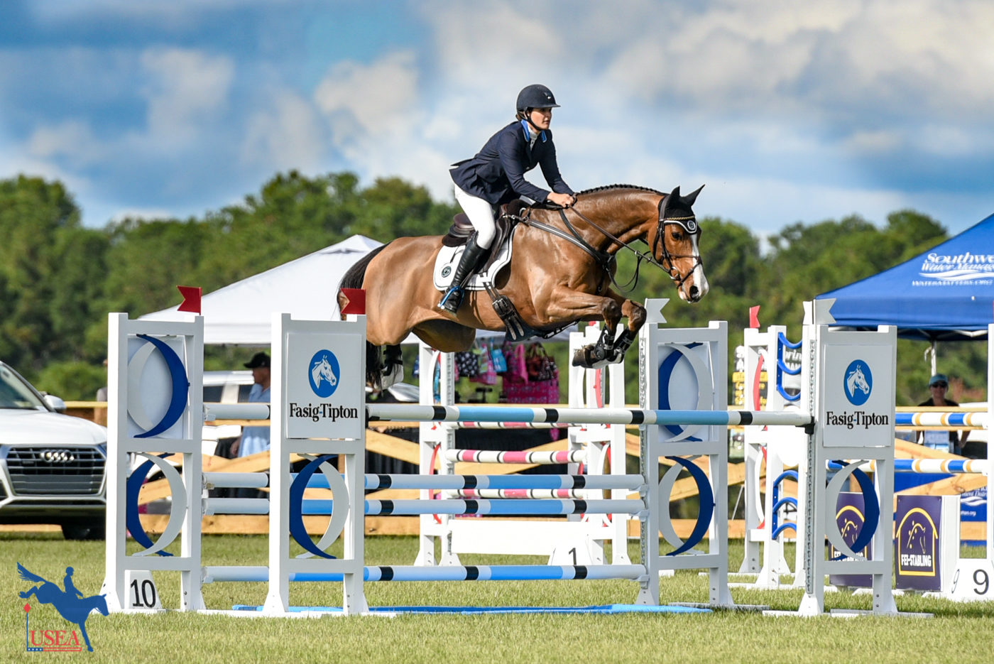 1st - Katherine Coleman and Monte Classico