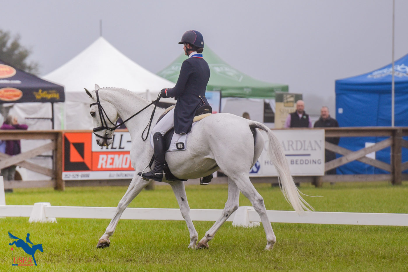 8th - Lauren Kieffer and Landmark's Monte Carlo - 32.7