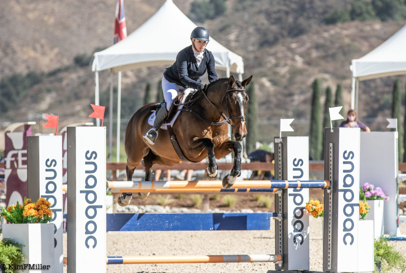 CCI2*-L - 1st - Lauren Burnell and Freedom Hill