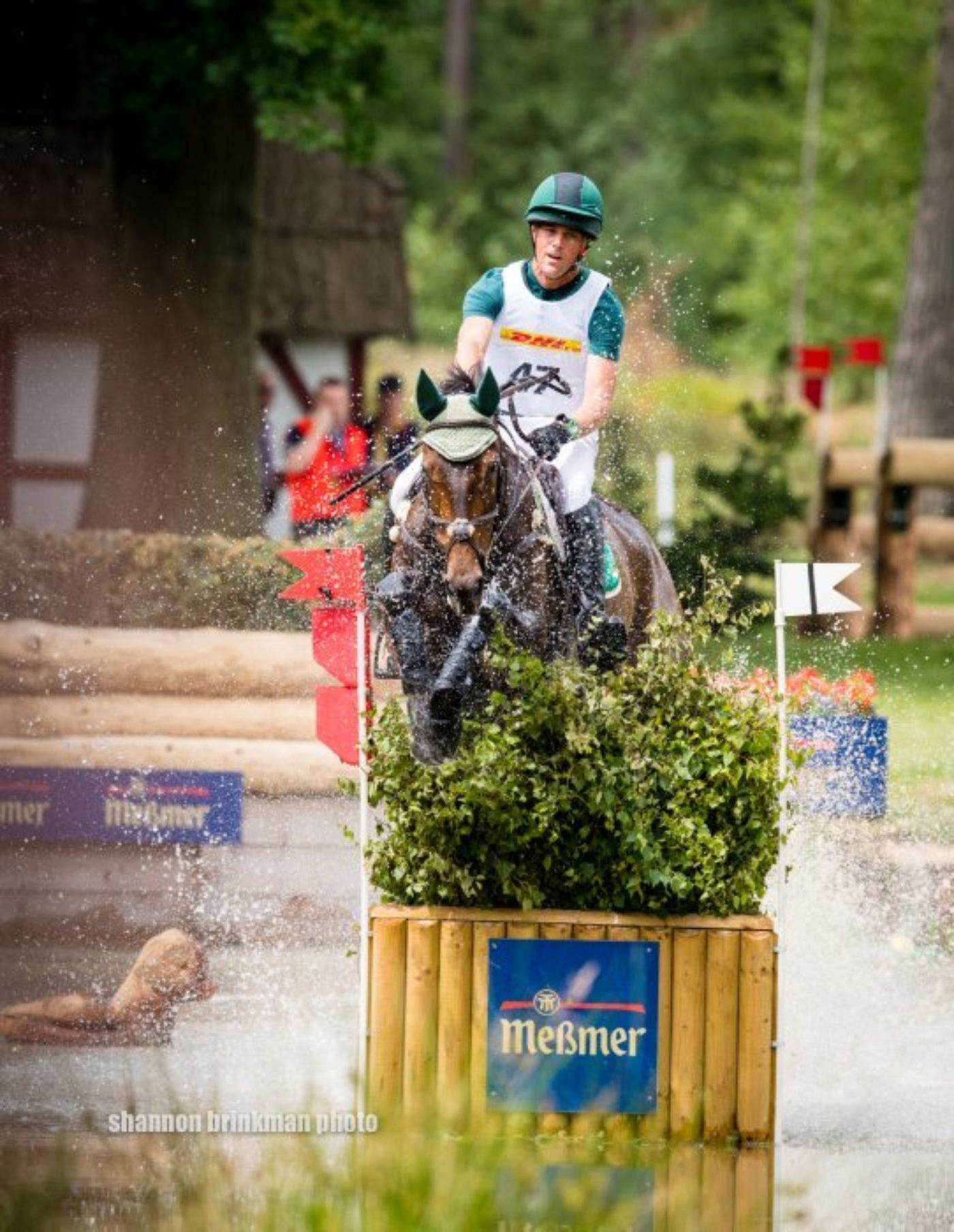Sam Watson and Horseware Ardagh Highlight